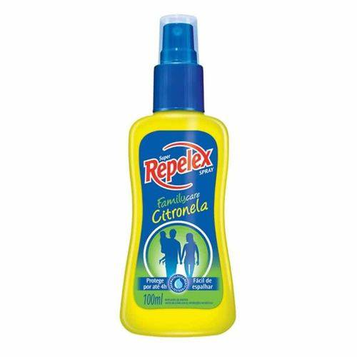 Spray Repelente Repelex Citronela 100ml