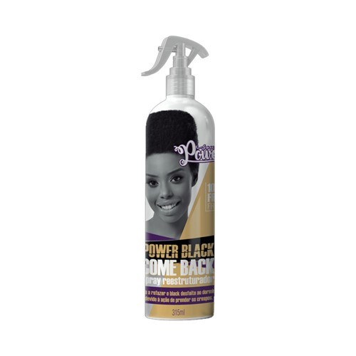 Spray Soul Power Black Come Back 315ml