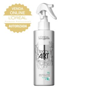 Spray Volumador L'Oréal Professionnel Tecni Art Pli Thermo 4 190ml