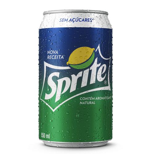 Sprite Sem Açúcar 350ml