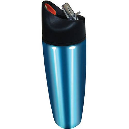 Squeeze Acte Sports com Bico 900ml Azul