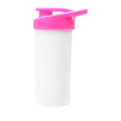 Squeeze de Polímero para Sublimação - Tampa Rosa Tampa Rosa - Unidade