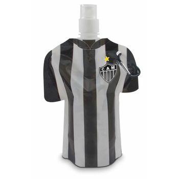 Squeeze Flexível Camisa 500ml Atlético Mineiro