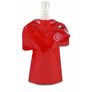 Squeeze Flexível Camisa 500ml Inter