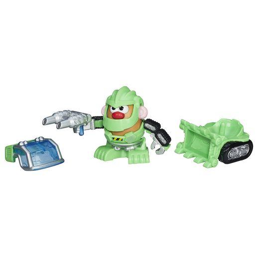 Sr Cabeça de Batata Transformers Construtor - Hasbro