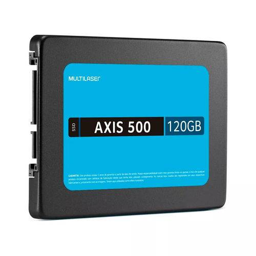 Ssd 120gb Axis 500 Ss100 Multilaser