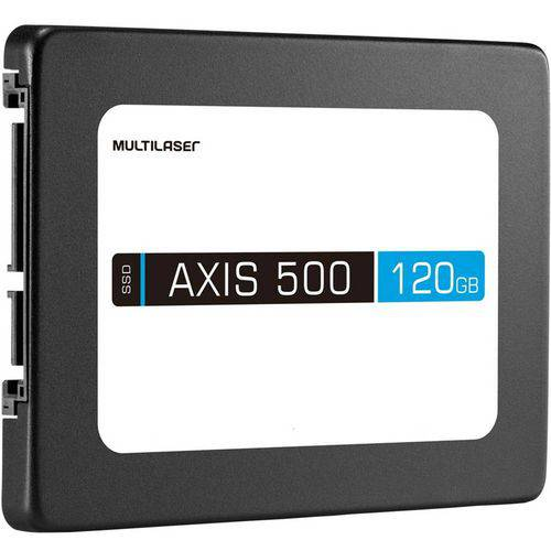 Ssd Axis 500 120GB Multilaser - SS100