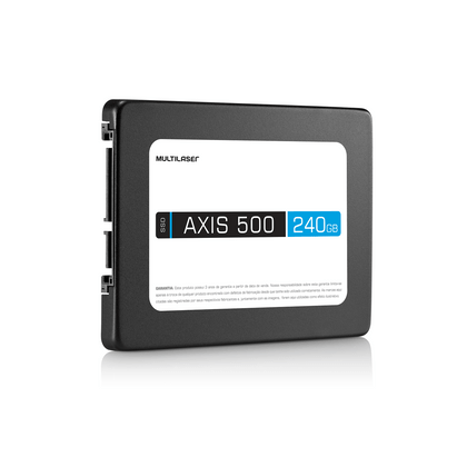 Ssd Axis 500 240GB Multilaser - SS200 SS200