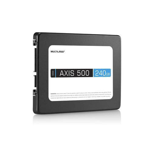 Ssd Axis 500 240gb - Multilaser