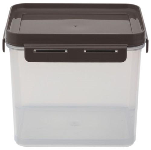 Stackable Pote Hermético 2,2 L Branco Translucido/argila