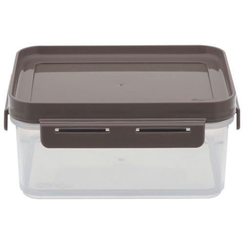 Stackable Pote Hermético 1 L Branco Translucido/argila