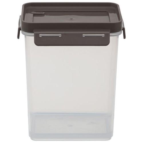 Stackable Pote Hermético 900 Ml Branco Translucido/argila