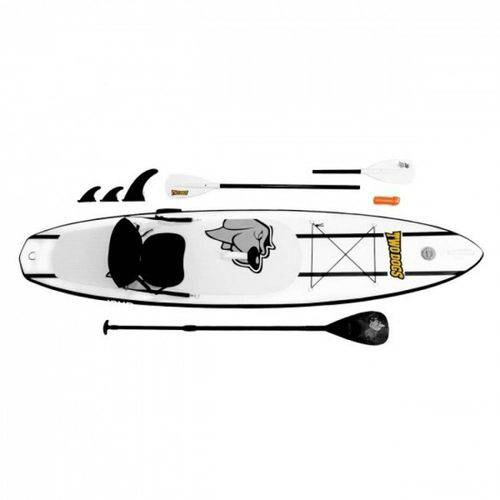 Stand Up Paddle Two Dogs Branco / Preto