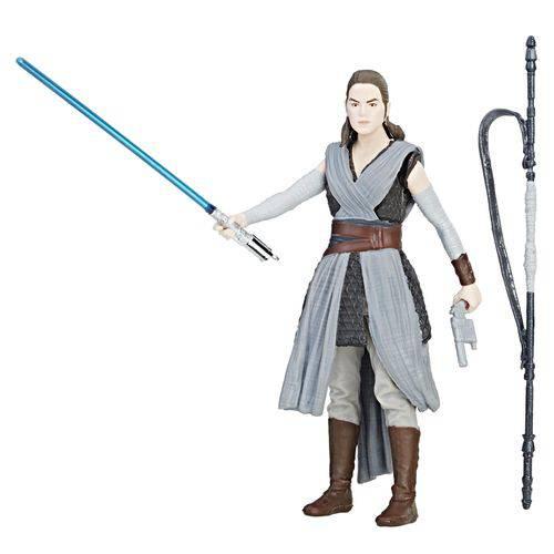 Star Wars Coleção Episódio Viii Rey - Hasbro