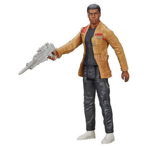 Star Wars Epvii Figura Finn (Jakku) Hasbro B3908 B3910