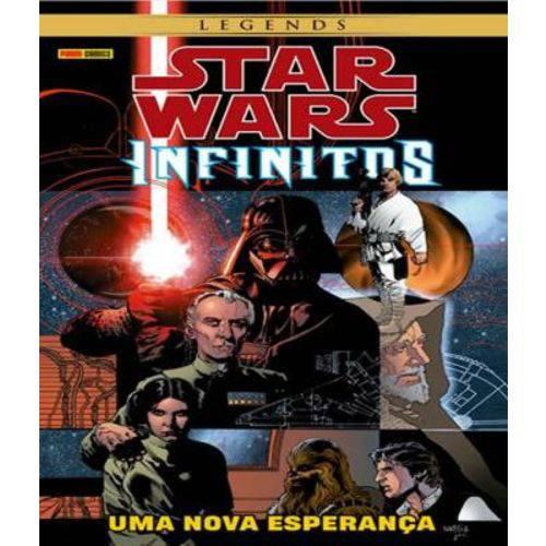 Star Wars Infinitos - uma Nova Esperanca