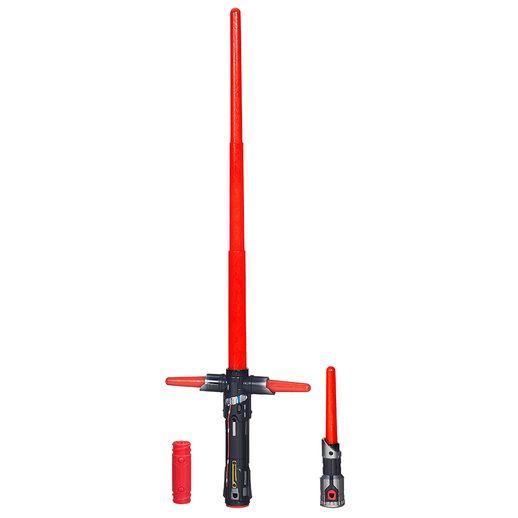 Star Wars Sabre de Luz Elet Vilão EPVII - Hasbro
