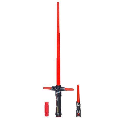 Star Wars - Sabre de Luz Eletrônico - Kylo Ren - Hasbro