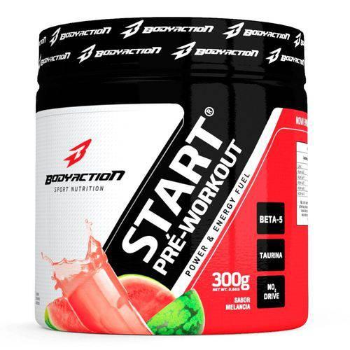 Start Pré-Workout (300g) - Body Action