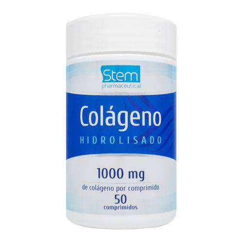 Stem Pharma Colageno 1000mg 50 Comp