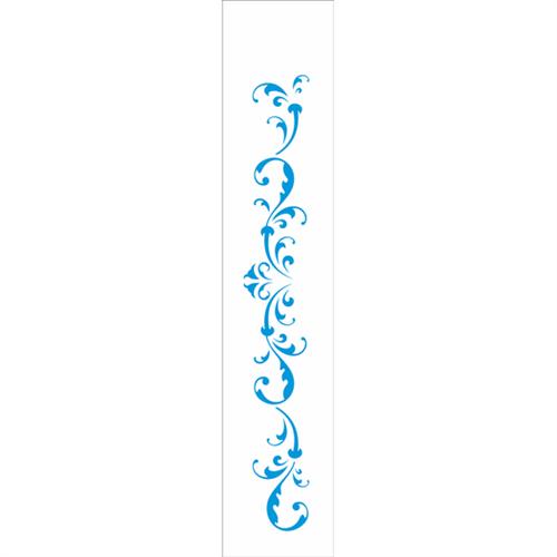 Stencil 6x30 OPA 2409 Arabesco Colonial