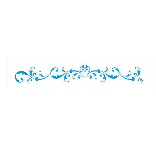 Stencil de Acetato para Pintura Opa Simples 06 X 30 Cm - 2409 Arabesco Colonial