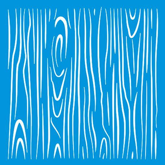 Stencil Litoarte 10x10 STX-194 Abstrato