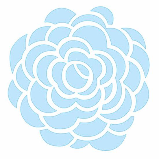 Stencil Litoarte Confeitaria 10x8 SC2-004 Rosa