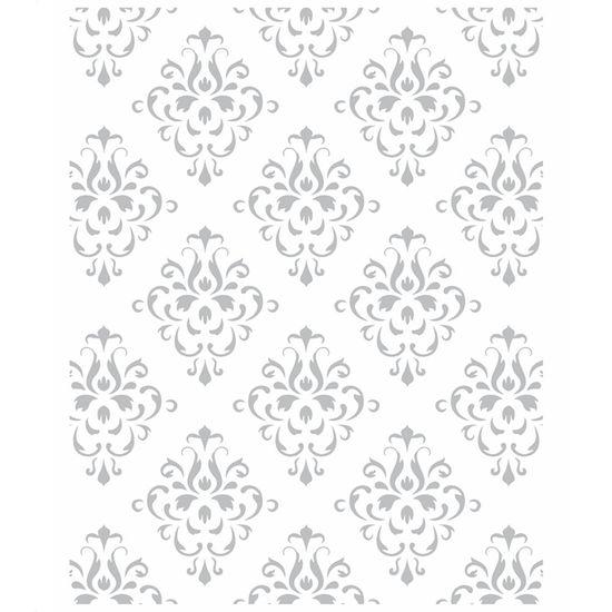 Stencil OPA 20x25 2452 Estamparia Arabesco I