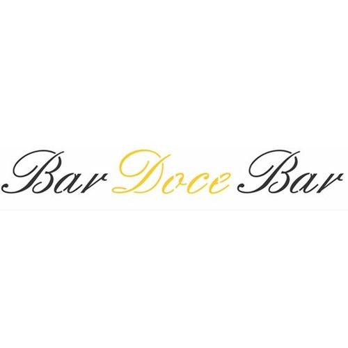 Stencil OPA 6x30 2660 Frase Bar Doce Bar