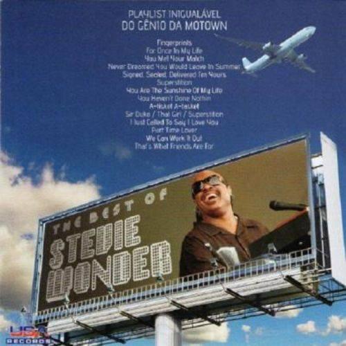 Stevie Wonder The Best Of Stevie Wonder - Cd Jazz