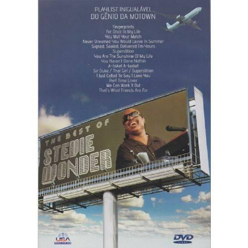 Stevie Wonder The Best Of Stevie Wonder - Dvd Jazz