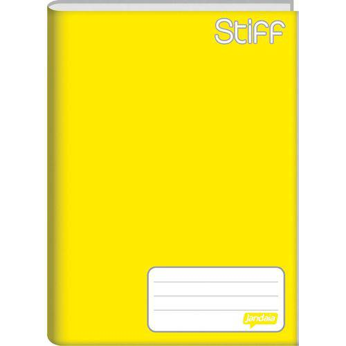 Stiff 96 Folhas Amarelo (7894494200618)