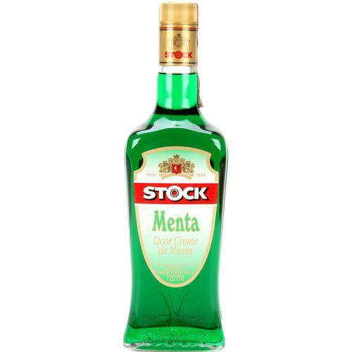 Stock Creme de Menta 720 Ml