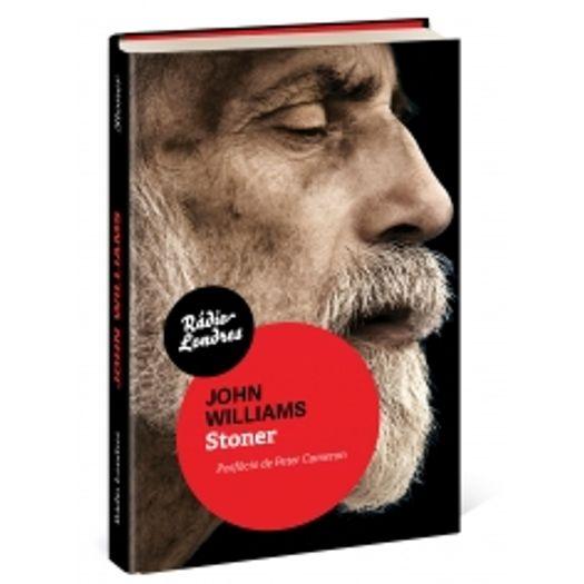 Stoner - Capa Dura - Radio Londres