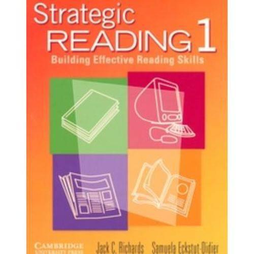 Strategic Reading 1 - Student's Book