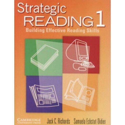 Strategic Reading Book 1