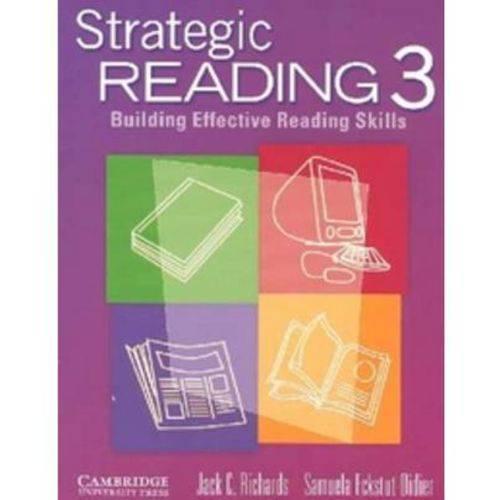 Strategic Reading 3 - Student's Book