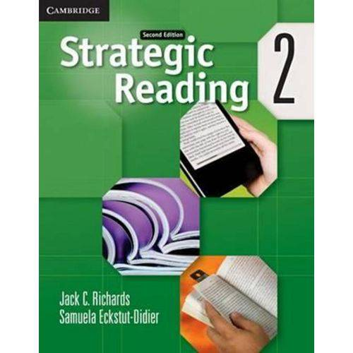 Strategic Reading 2 Students Book - 2nd Ed
