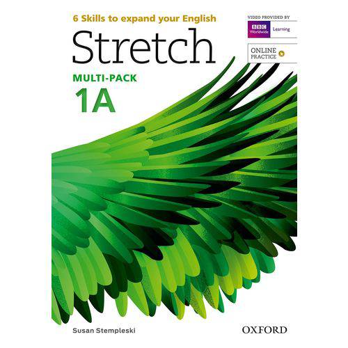 Stretch 1a - Students Book & Workbook Multi-pack With Online Practice - Oxford University Press - El