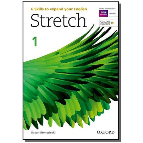 Stretch: Student S Book - Level 1 - With Online Pr