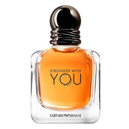 Stronger With You He Giorgio Armani Perfume Masculino - Eau de Toilette