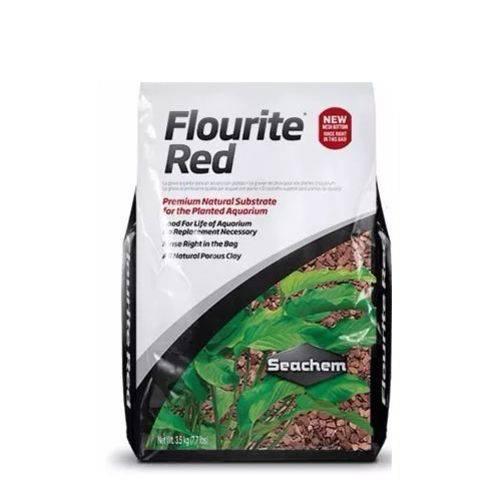 Substrato Fértil Seachem Flourite Red 3,5Kg