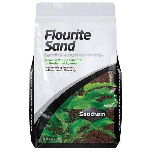 Substrato Fértil Seachem Flourite Sand 3,5Kg