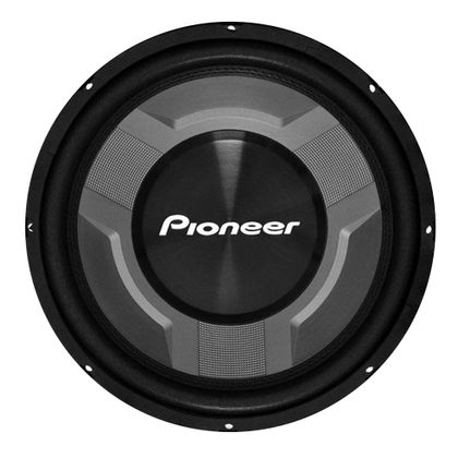 """Subwoofer 12"""" Pioneer TS-W3060BR - 350W RMS 4 Ohms"""
