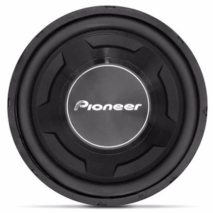 """Subwoofer 12"""" Pioneer TS-W3090BR - 600W RMS 4 Ohms"""