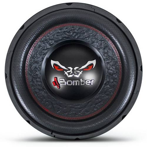 """Subwoofer 12"""" Bomber Bicho Papão - 1200 Watts RMS - 4 Ohms"""