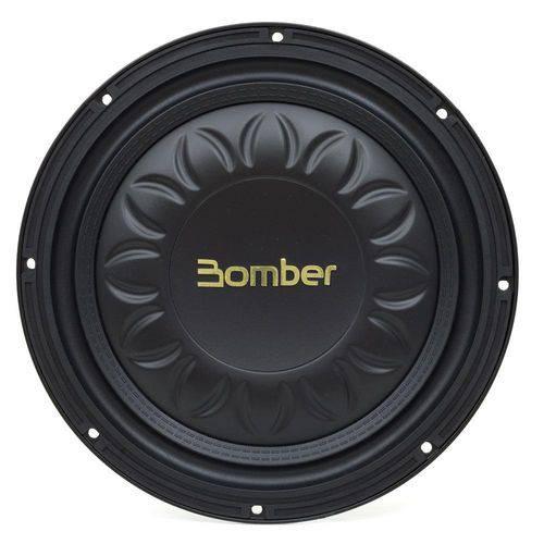 "Subwoofer 12"" Bomber Slim High Power - 400 Watts RMS"