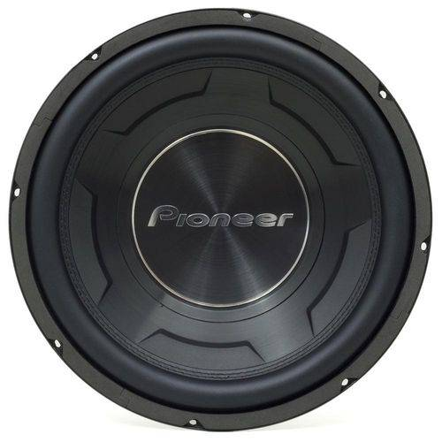 """Subwoofer 12"""" Pioneer TS-W3090BR - 600 Watts RMS - 4+4 Ohms"""
