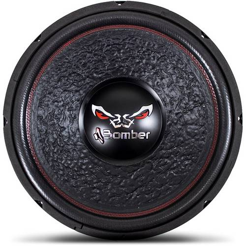 Subwoofer 15 Bomber Bicho Papão - 600 Watts Rms